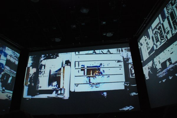 Landscape Series: 1 at the Merrill Ellis Intermedia Theater